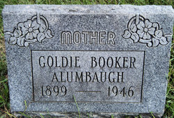 Goldie <i>Booker</i> Alumbaugh
