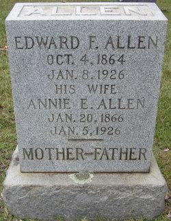 Annie E Allen