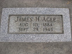 James Holt Agee
