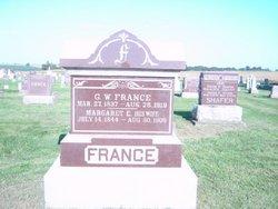 George Washington G.W. France