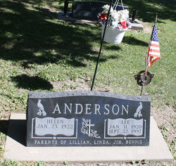 Clifford Lee Anderson