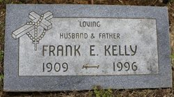 Frank Edward Kelly