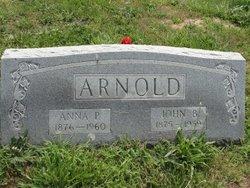 Anna Pearl <i>Beckett</i> Arnold