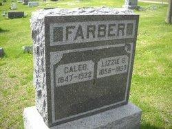 Nancy Elizabeth Lizzie <i>Bowen</i> Farber