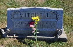 Martha J <i>Wood</i> Mitchell