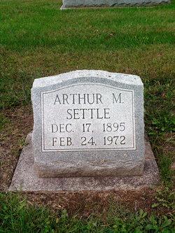 Arthur McKinley Settle