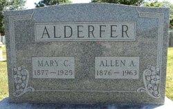Allen A. Alderfer