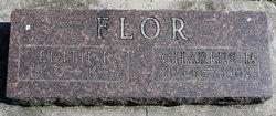 Edith R <i>Barnes</i> Flor