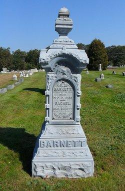 Giles Barnett