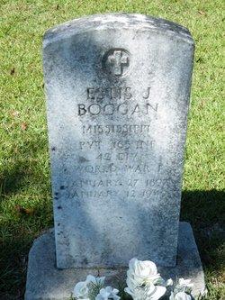 Estus J. Boggan