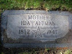 Ida <i>Reimer</i> Altman