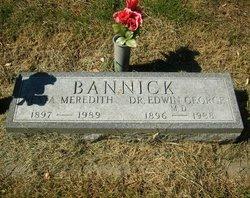 Vesta M <i>Meredith</i> Bannick