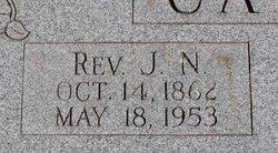 Rev James Nathaniel Caton