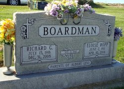 Eloise Rosalie <i>Ropp</i> Boardman
