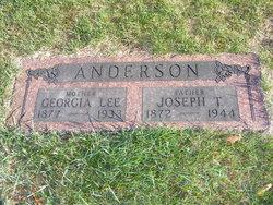 Georgia Lee <i>Binkley</i> Anderson
