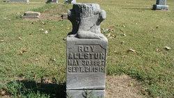 Roy Clayton Sr. Allstun