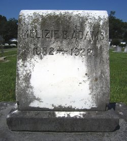 Melizie <i>Bolling</i> Adams