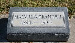 Marvilla <i>Cassen</i> Crandell
