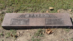 Nellie Pearl <i>Gregory</i> Baker