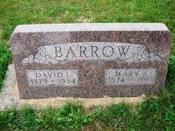 Mary J Josie <i>Lane</i> Barrow