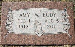 Amy <i>Walden</i> Eudy