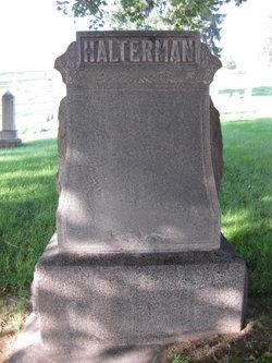 Elizabeth S <i>Johnson</i> Halterman
