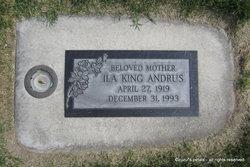 Ila <i>King</i> Andrus Kump