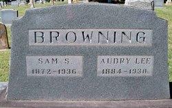 Audrey <i>Lee</i> Browning