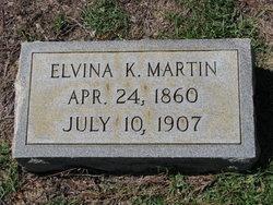 Elvina Elvira <i>Kinard</i> Martin