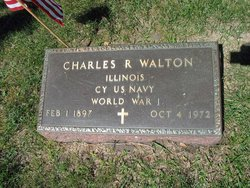 Charles Russell Russ Walton