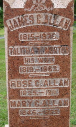 Rosetta Clore Rose <i>Snyder</i> Allan