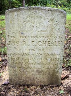 John R. E. Chesley