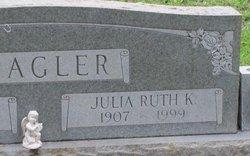 Julia Ruth K Flagler