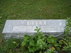 Margaret Wilma <i>Hartley</i> Dyer