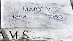 Mary Victoria <i>Chandler</i> Adams