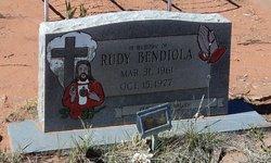 Rudy Bendiola