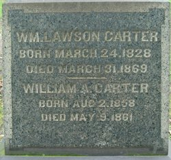 William Lawson Carter