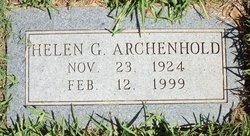 Helen <i>Ginsburg</i> Archenhold