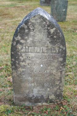 Minnie E Andrews