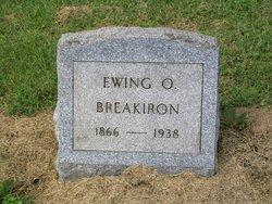 Ewing O Breakiron