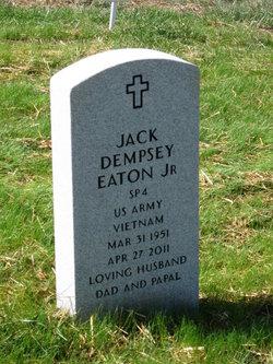 Jack Dempsey Eaton, Jr