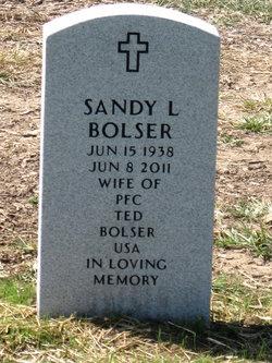 Sandy L Bolser