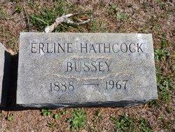 Erline <i>Hathcock</i> Bussey