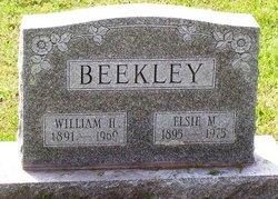 William H Beekley