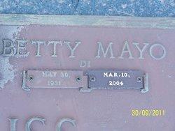 Betty Di <i>Mayo</i> Chambliss