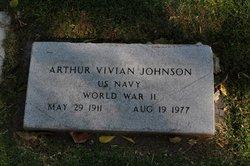 Arthur Vivian Johnson