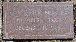 Mary Lillian <i>Kirtley</i> Brasher