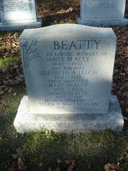 Ellen A. <i>MacLachlan</i> Beatty