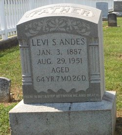 Levi S Andes