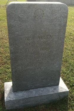 Ashly Ann <i>Meeks</i> Allen